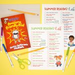 Printable Summer Reading Challenge List For Kids   Happiness Is Homemade   Free Printable Personalized Children's Books
