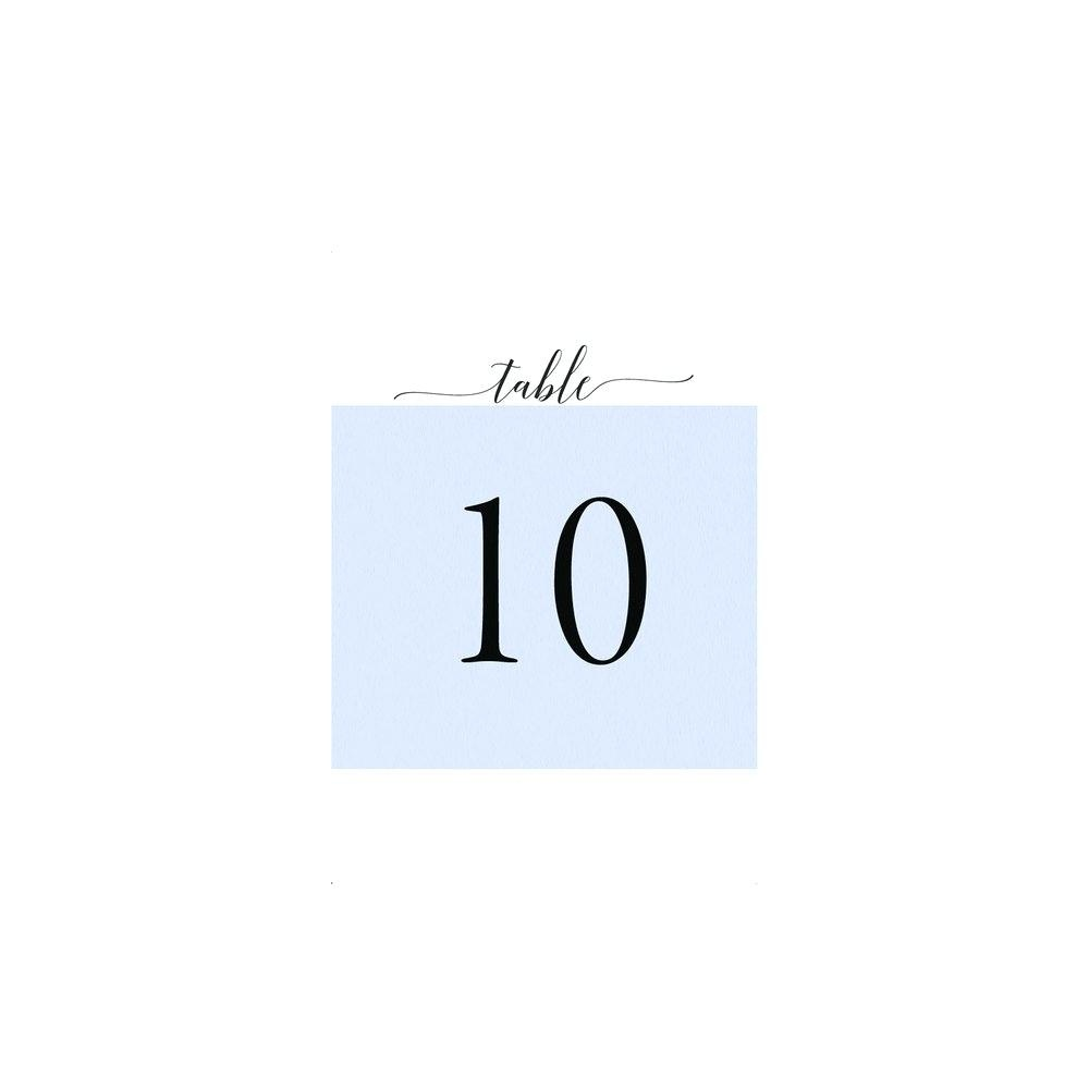 Printable Table Numbers – Wbmaster.site - Free Printable Table Numbers