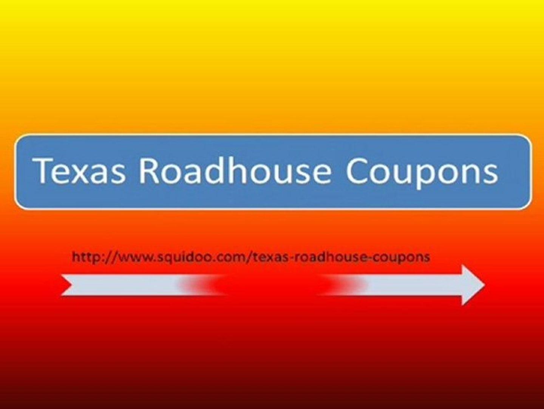 Printable Texas Roadhouse Coupons - Video Dailymotion - Texas Roadhouse Free Appetizer Printable Coupon 2015