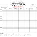 Printable+Employee+Work+Schedule+Template   Bored At Work   Schedule   Free Printable Work Schedule Maker