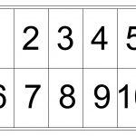 Printables For Numbers 1 10 With Of Free Number Worksheets Focuses   Free Printable Numbers 1 10