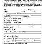 Printable+Secret+Santa+Questionnaire+Template | Misc | Secret Santa   Free Printable Secret Pal Forms