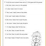 Pronoun Practice Worksheets – Karyaqq.club   Free Printable Pronoun Worksheets For 2Nd Grade
