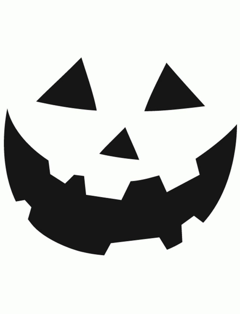 Pumpkin-Carving Templates Galore For Your Best Jack-O'-Lanterns Ever - Jack O Lantern Templates Printable Free