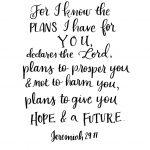 Pure Joy Creative: Jeremiah 29:11 Free Printable   Jeremiah 29 11 Free Printable