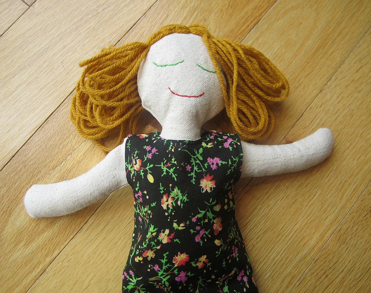 Rag Doll Free Sewing Pattern And Instructions – Amie Scott - Free Printable Rag Doll Patterns