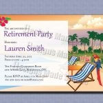 Retirement Party Invitations Template 2Xizvtxm | Retirement Or Cooks   Free Printable Retirement Party Flyers