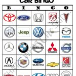 Road Trip Bingo Free Printables | Disney | Road Trip Bingo, Road   Free Printable Car Bingo