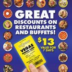 Save Every Time You Eat With The Vegas Dining Card From Tix4Tonight   Free Las Vegas Buffet Coupons Printable
