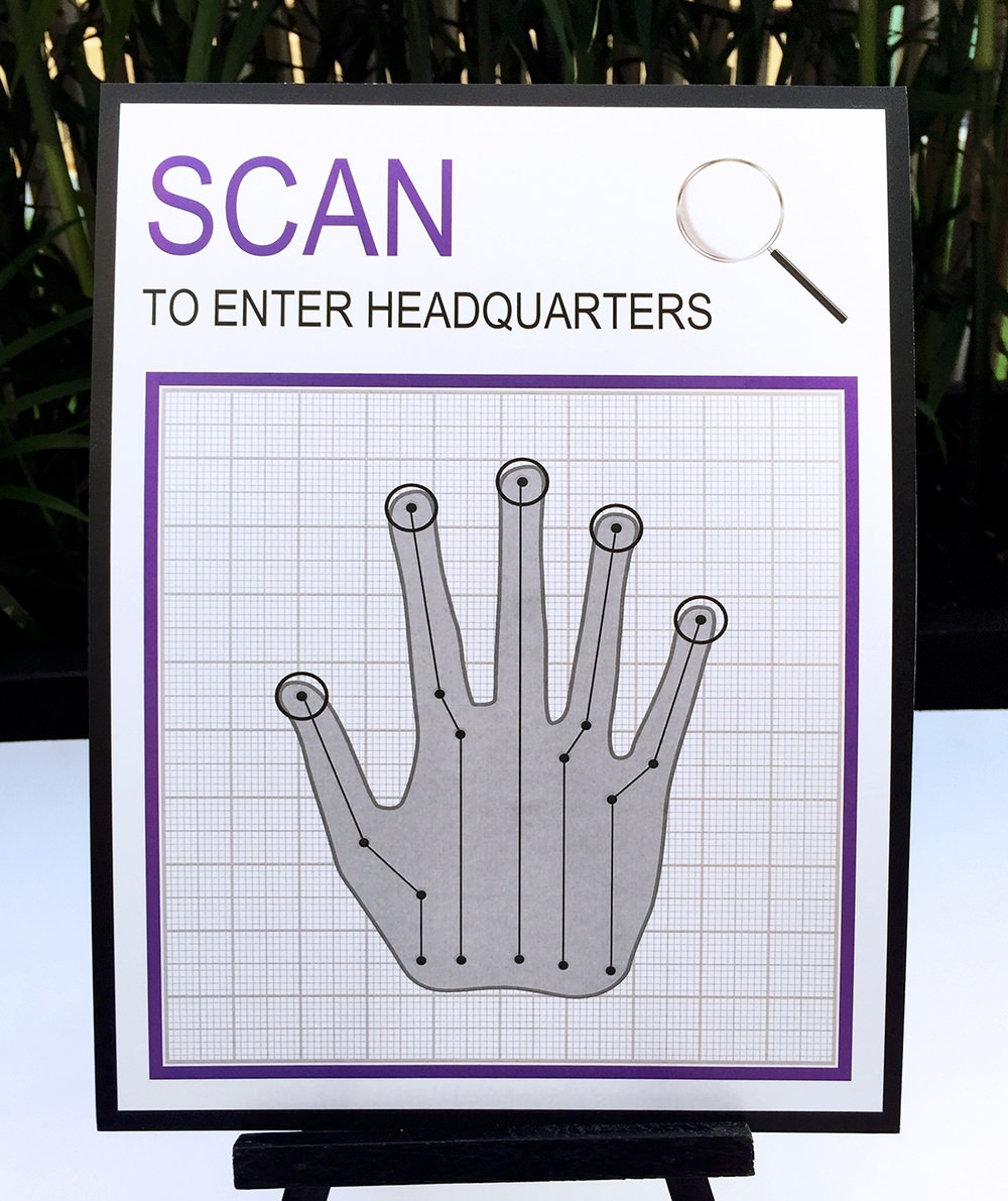 Scan To Enter Sign Printable Free | Free Printables - Scan To Enter Sign Printable Free