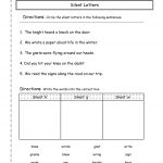 Second Grade Phonics Worksheets And Flashcards   Free Printable Phonics Worksheets For Second Grade