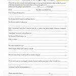 Secret Pal Questionnaire Form Sign Up Sheet | Secret Pal Ideas From   Free Printable Secret Pal Forms