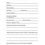 Secret+Sister+Form+Template | Misc | Secret Sister Gifts, The Secret   Free Printable Secret Pal Forms