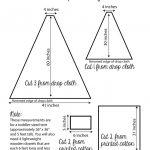 Sew A Diy Teepee Play Tent | The Diy Mommy   Free Printable Teepee