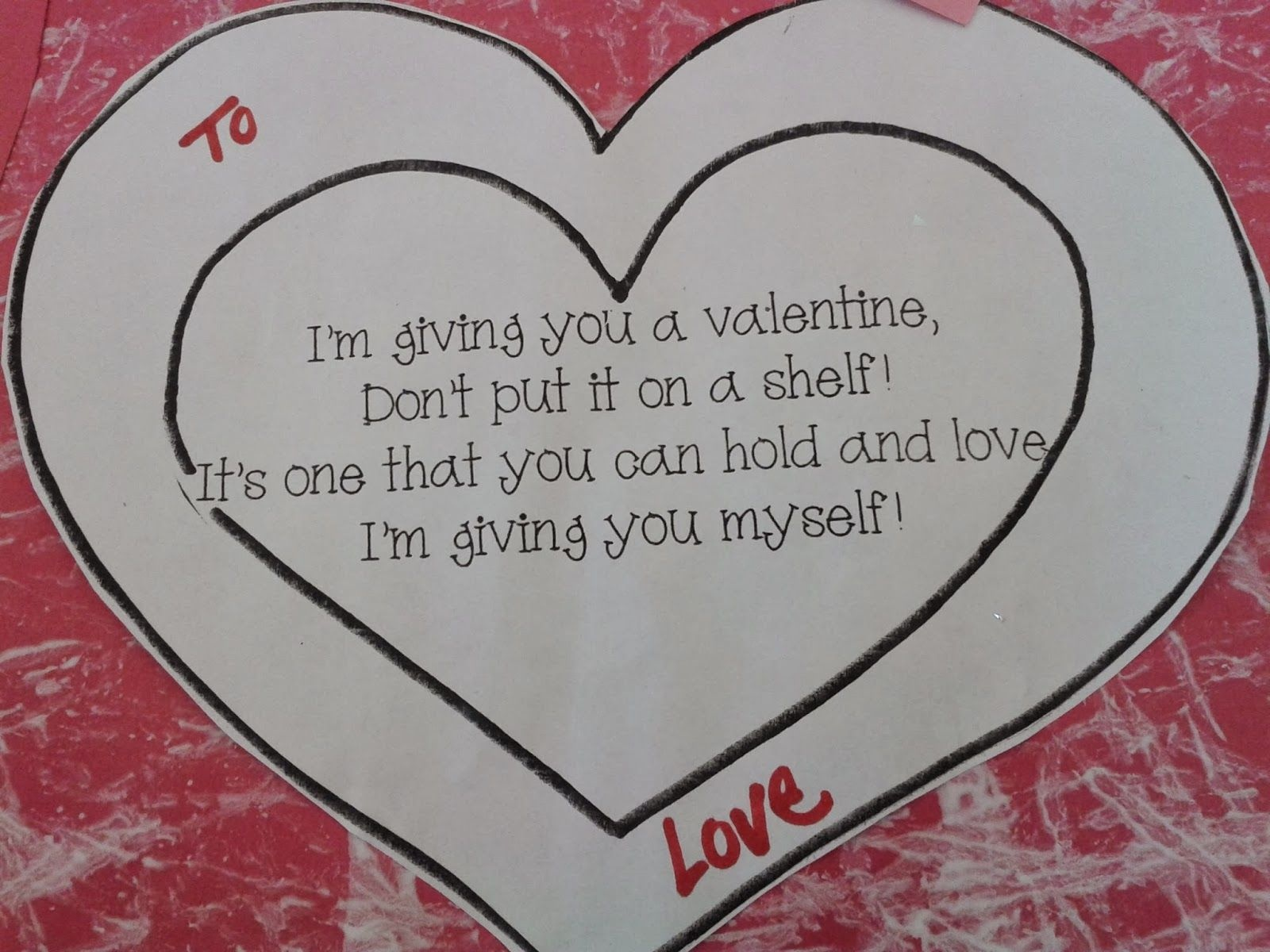 Show The Love! Valentine's Day Cards For Parents | Preschool - Free Printable Valentines Day Cards For Parents