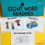 Sight Word Readers   Free Printable Decodable Books For Kindergarten