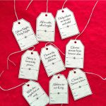 Silent Night Gift Tags Printable | Simply Southern Baking   Free Printable Baking Labels