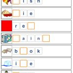 Spelling Images | Free Printable Spelling Worksheets | Spelling   Free Printable Spelling Worksheets