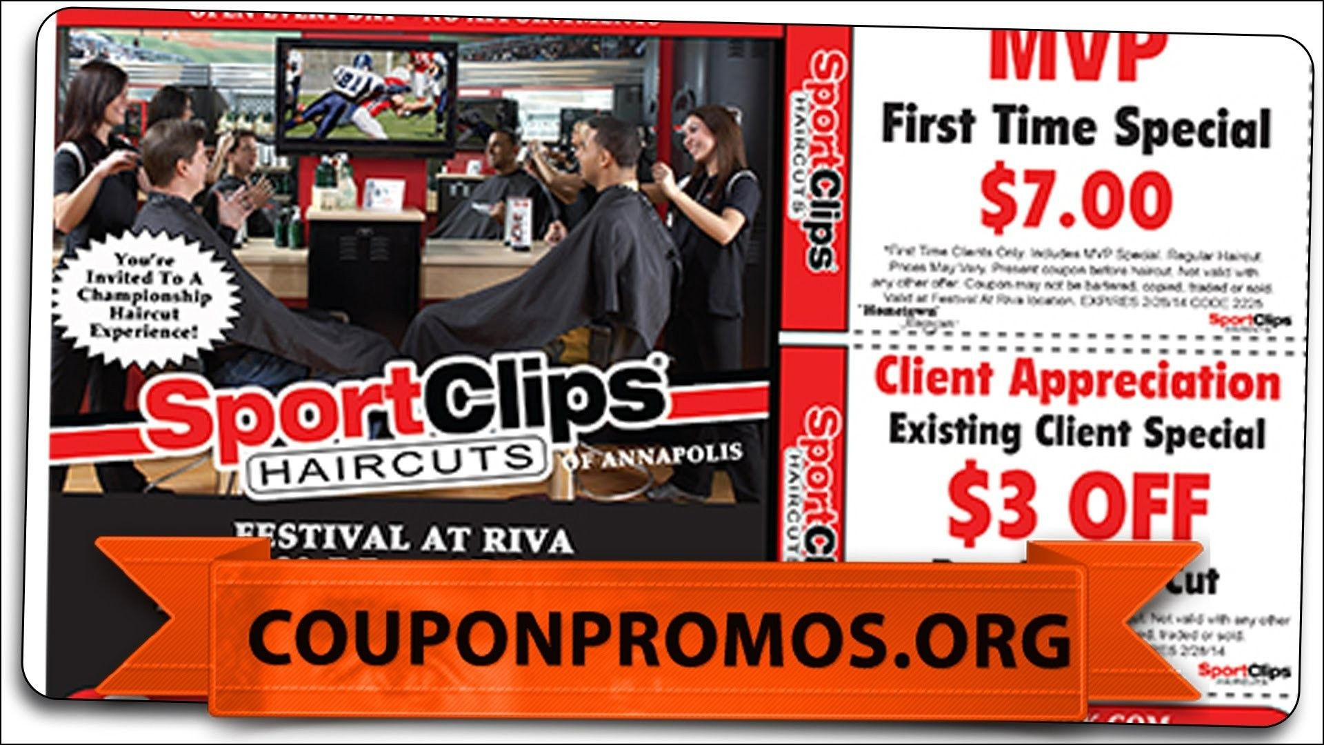 Sport Clips Free