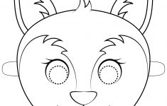 squirrel mask coloring page  free printable coloring