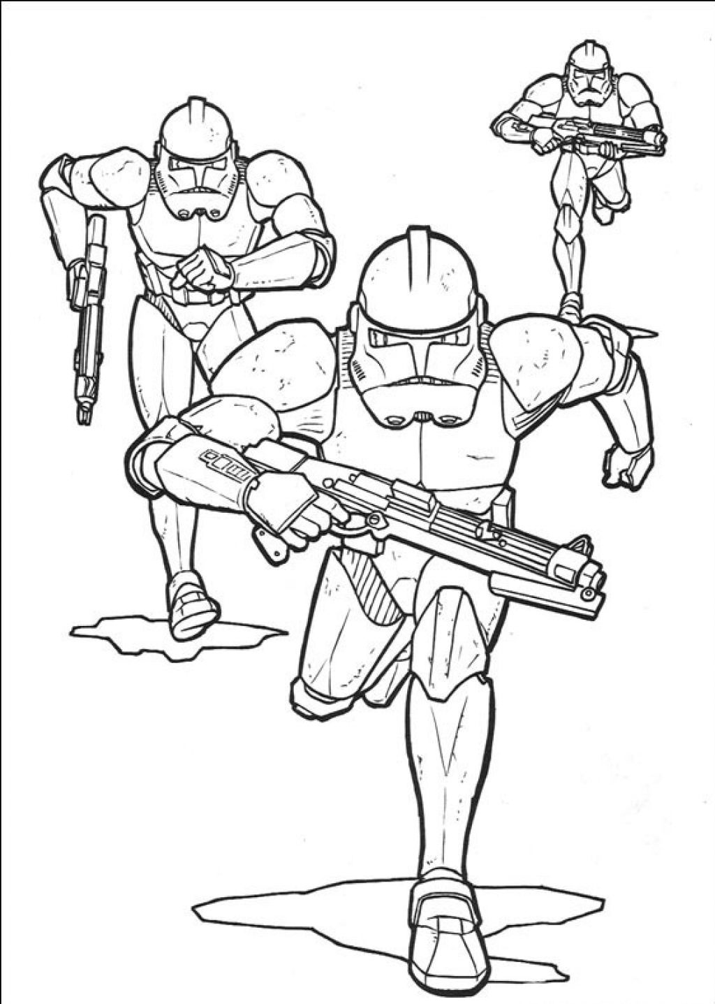 Star Wars Coloring Pages - Free Printable Star Wars Coloring Pages - Free Printable Star Wars Coloring Pages