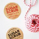 Sugar Scrub Recipe With Free Printable Labels | Skip To My Lou   Free Printable Sugar Scrub Labels
