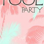 Summer #party Invitation   Free #printable Fun In The Sun   Pool Party Flyers Free Printable