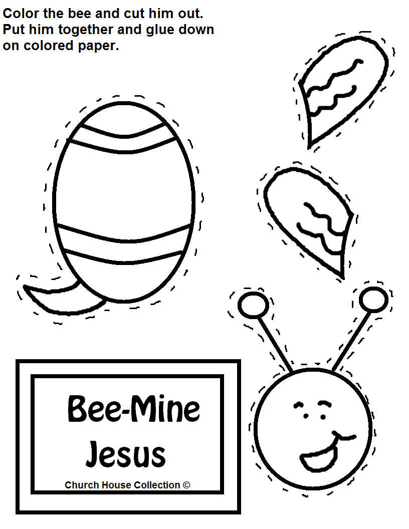 Sunday School Printable Crafts – Best Cool Craft Ideas - Free Printable Sunday School Crafts