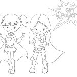 Super Heroes Coloring Pages Free Printable Superhero Coloring Sheets   Free Printable Superhero Coloring Pages