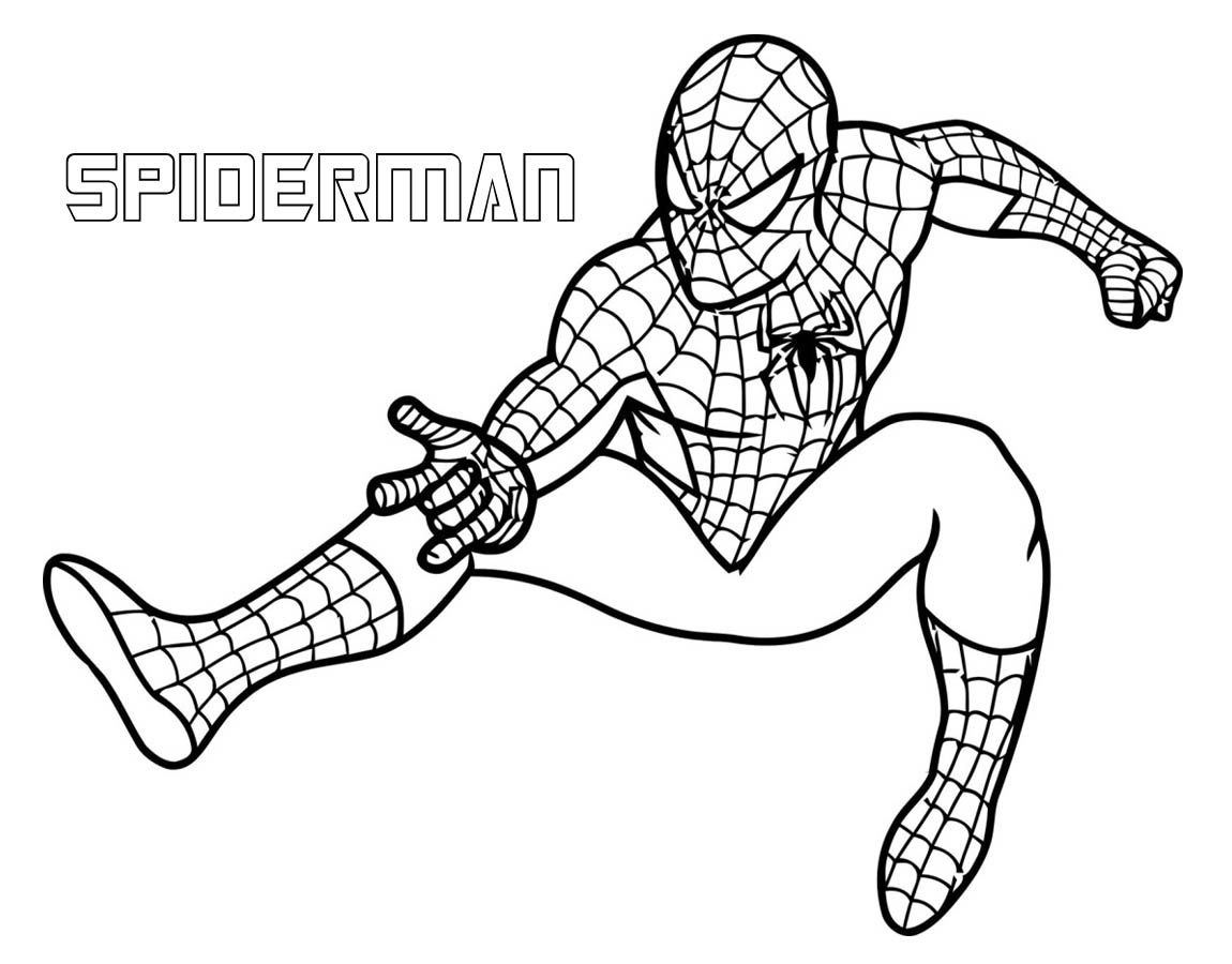 Superhero Coloring Pages Pdf - Coloring Home - Free Printable Superhero Coloring Pages