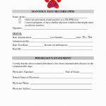 Tb Test Form For School 7 Tb Test Form For School Tips You   Free Printable Tb Test Form