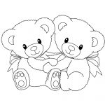 Teddy Bear Coloring Pages Free Printable Coloring Pages | Fun   Teddy Bear Coloring Pages Free Printable