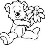 Teddy Bear Coloring Pages Theme | Free Printable Teddy Bear Coloring   Teddy Bear Coloring Pages Free Printable