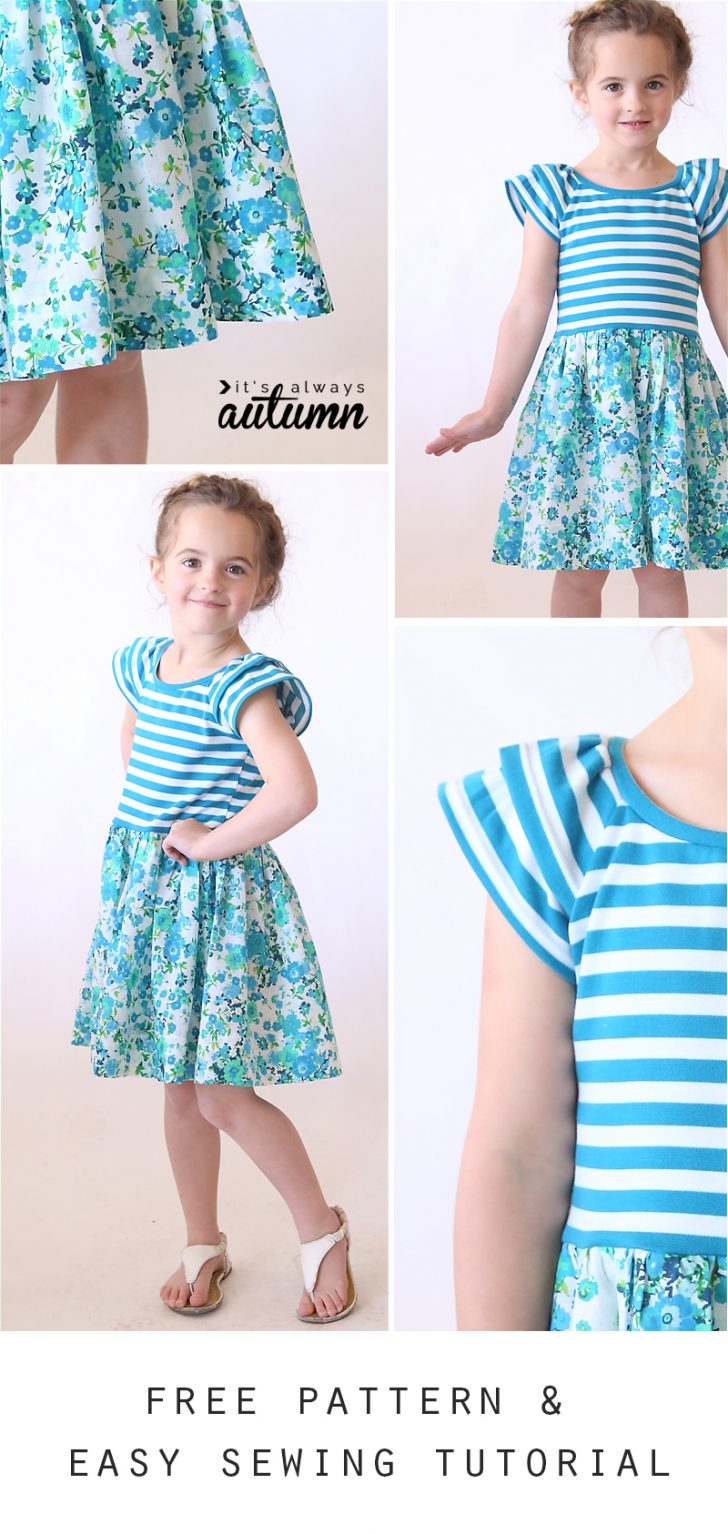 Free Printable Sewing Patterns For Kids