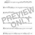 The Pink Panther (Trumpet Solo)   Print Sheet Music Now   Free Printable Trumpet Sheet Music Pink Panther
