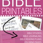 The Ultimate List Of Free Bible Printables   Free Printable Bible Studies For Women