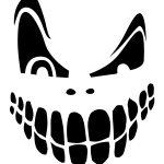 Top 100+ Jack O Lantern Faces Patterns Stencils Ideas | Halloween   Free Printable Pumpkin Carving Stencils For Kids