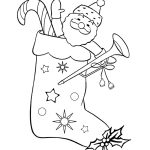 Top 25 Free Printable Christmas Stocking Coloring Pages Online   Free Printable Good Touch Bad Touch Coloring Book