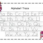 Trace The Letter F Free Printable Letter F Tracing Worksheets Trace   Free Printable Traceable Letters