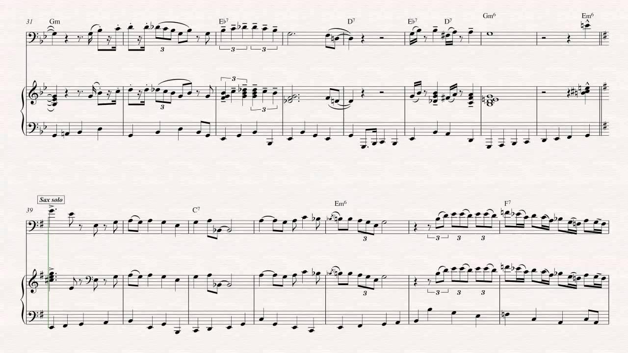 Trombone - The Pink Panther Strikes Again - Henry Mancini Sheet - Free Printable Trumpet Sheet Music Pink Panther