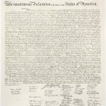 United States Declaration Of Independence   Wikipedia   Free Printable Copy Of The Declaration Of Independence