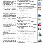 Using The Passive Voice Worksheet   Free Esl Printable Worksheets   Free Printable English Lessons