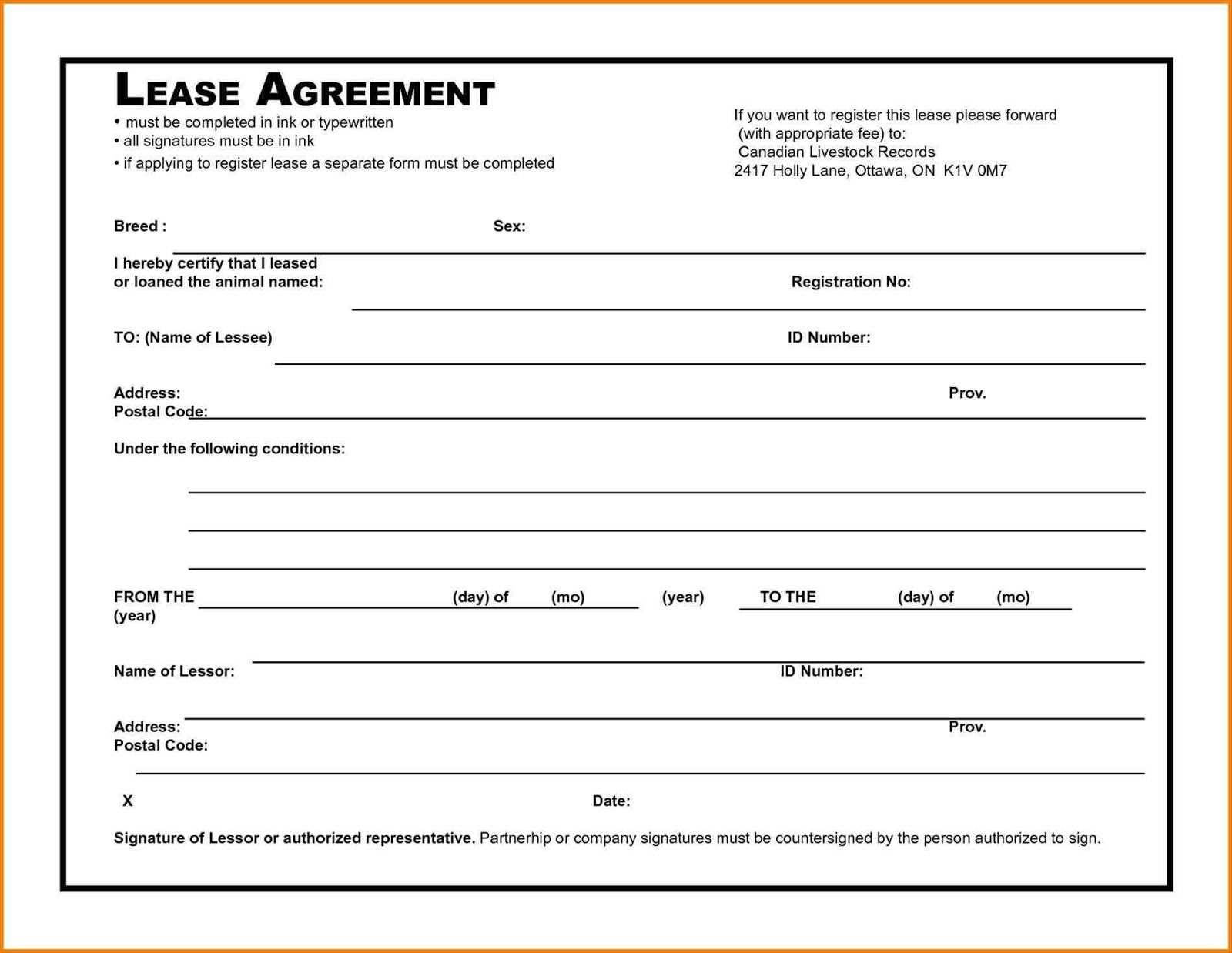 Very Basic Rental Agreement 5202 Free Printable Basic Rental - Free Printable Basic Rental Agreement