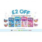 Voucher Code £2 Off Huggies Pull Ups | Freebies Of The Day Uk   Free Printable Coupons For Huggies Pull Ups