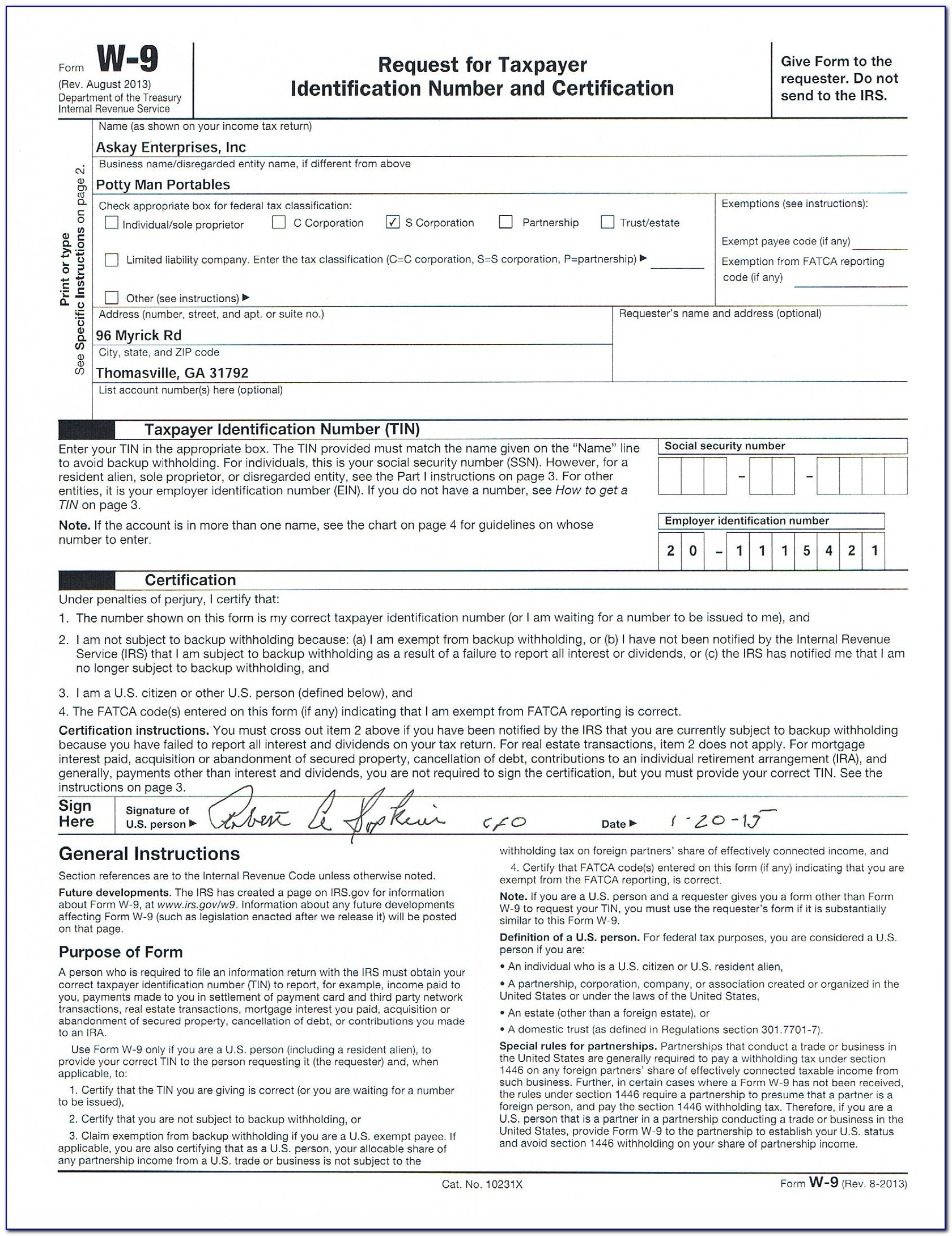W9 Free Printable Form 2016 - Form : Resume Examples #x6Ped3Vlad - W9 Free Printable Form 2016