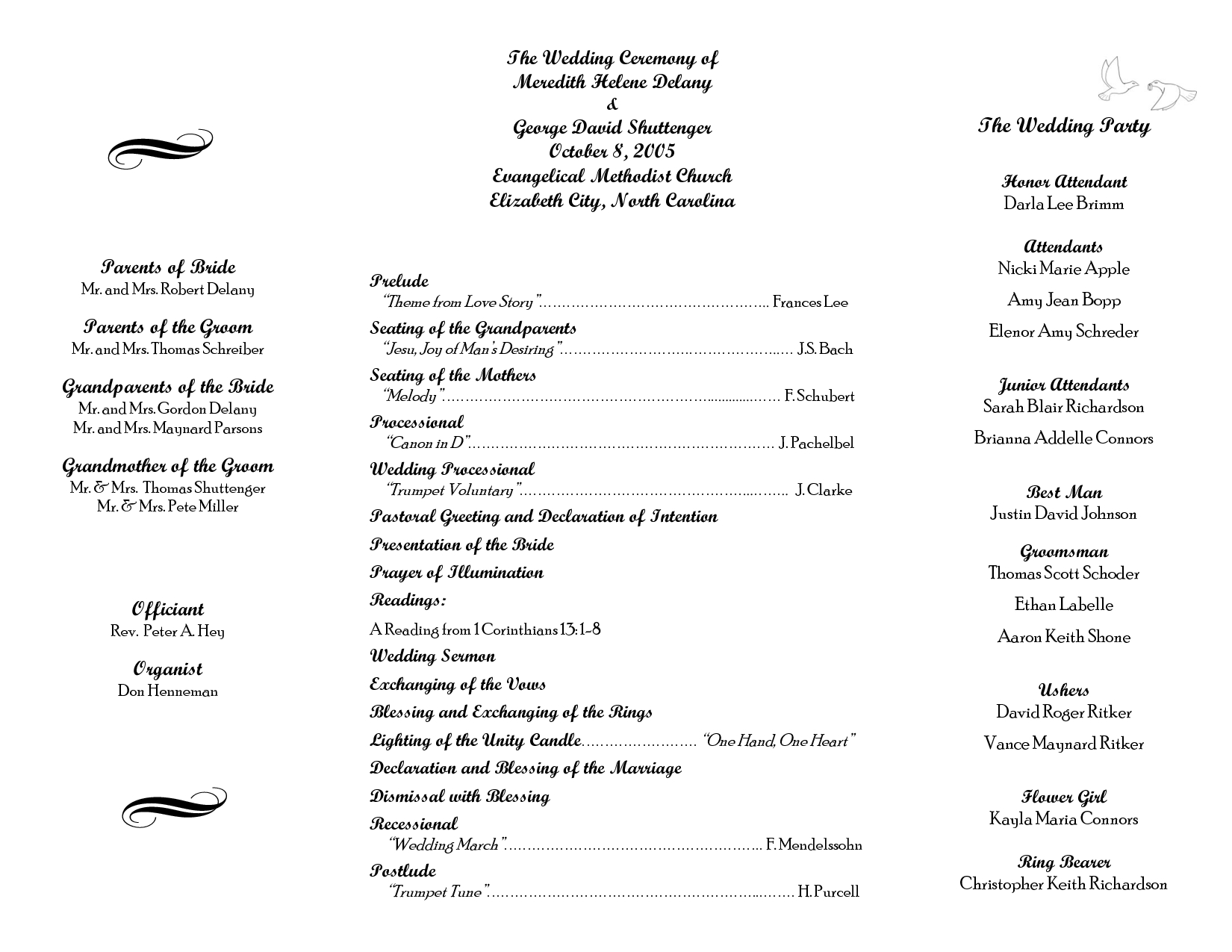 Wedding Program Cover Templates. 1000 Images About Printable Wedding - Free Printable Wedding Program Templates Word