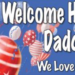 Welcome Home Cards Free Printable | Welcome Home Banners Style #5   Welcome Home Cards Free Printable