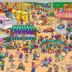 Where's Waldo Printable Sheets | Thread: Where's Waldo? (100K) +   Where Waldo Printable Free