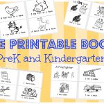 Wild Rumpus School House: *printable Books (Pk K)   Free Printable Story Books For Kindergarten