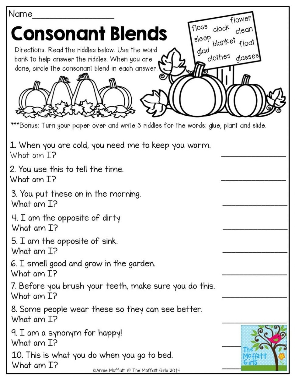 Worksheet : Collection Blends Worksheet For Grade Them And Phonics - Free Printable Worksheets On Africa